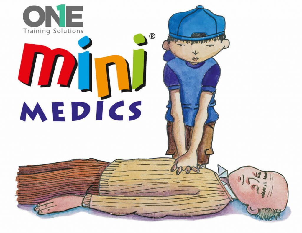 Mini Medics First Aid Training Courses